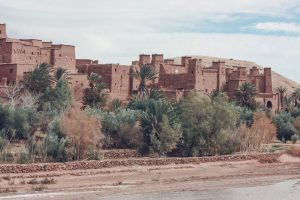 Ait Benhaddou kasbah morocco