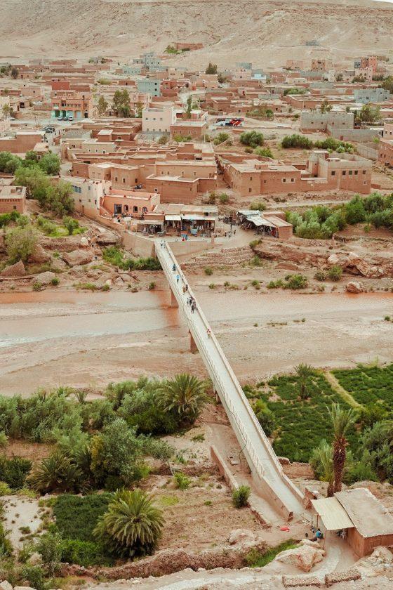ait ben haddou morocco kasbah