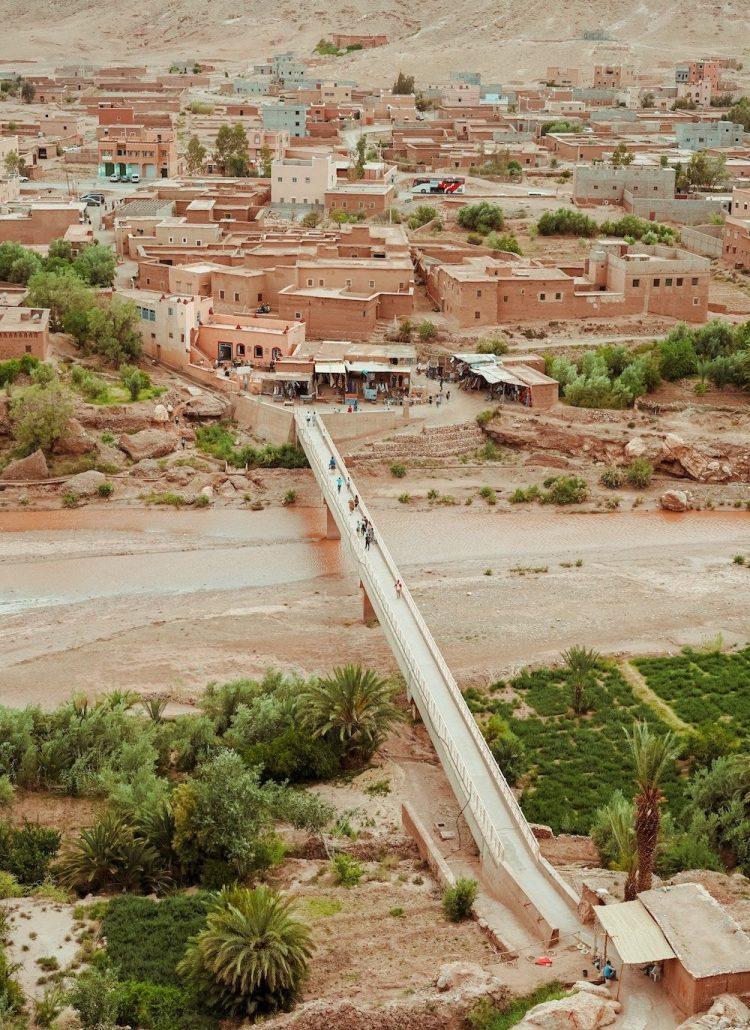 Holivudas randasi ir Maroke. Kelionė į Ouarzazate