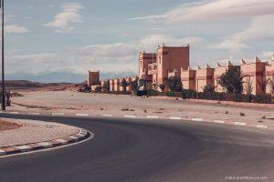 ourzazate morocco road movie studio