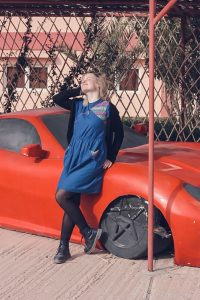 ourzazate morocco movie studios car