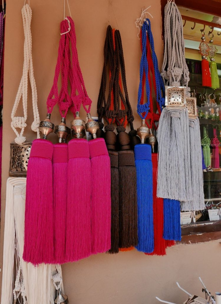 The best place for shopping in Marrakech (fixed prices)