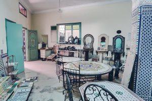 Ensemble Artisanal art craft morocco