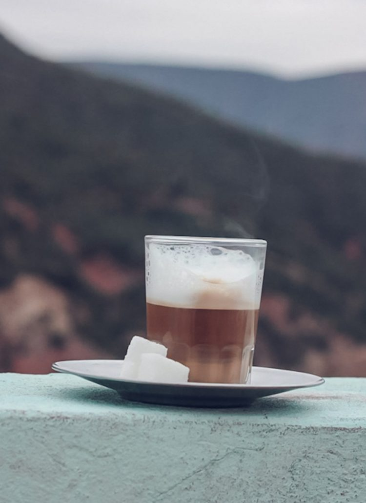 coffee morocco cup
