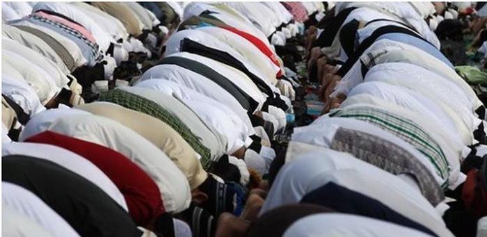 morocco ramadan pray