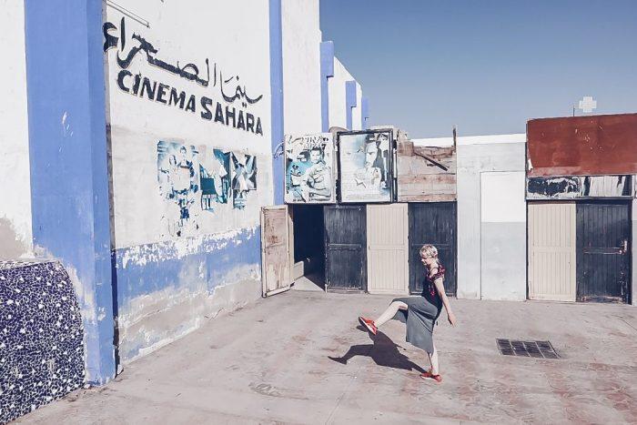 agadir morocco sahara cinema