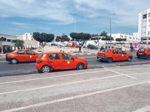 agadir morocco taxi