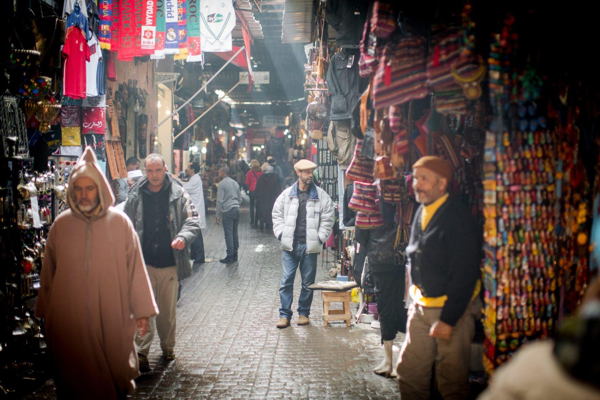morocco, souk, marrakech,