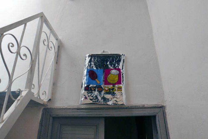 bag, interior, door