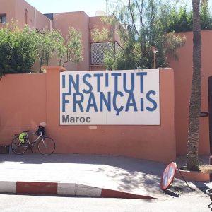 french institut language school morocco