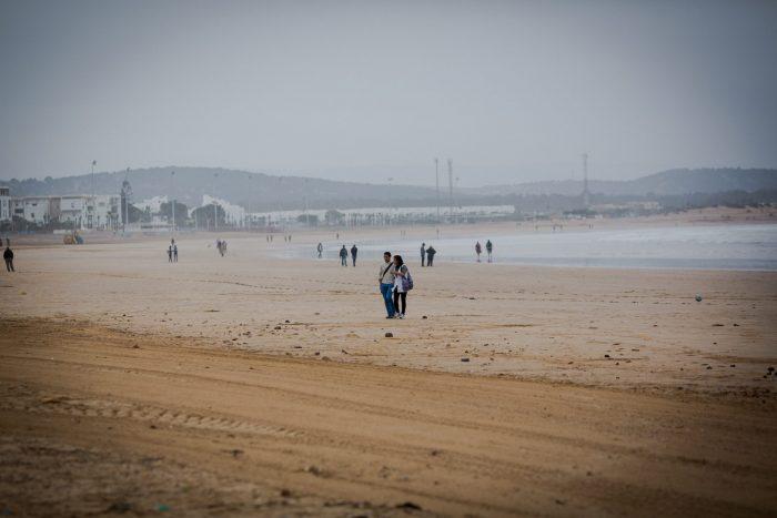 morococ essaouira beach sand