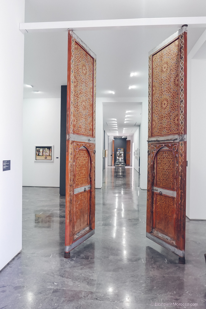 Private museum in Marrakech fuses traditions with oriental and modern art