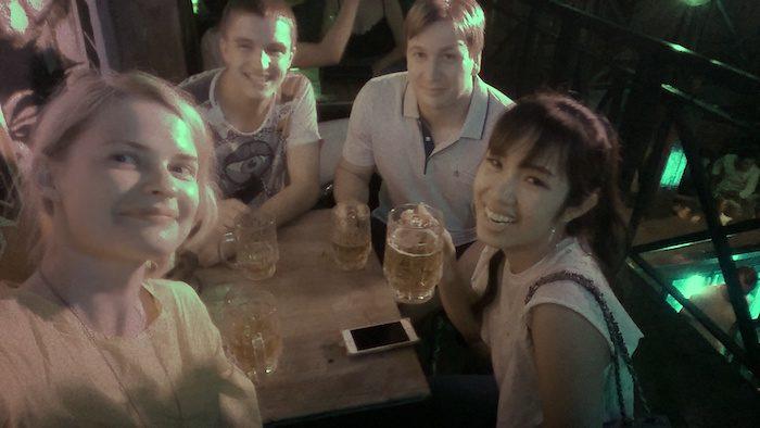 bar, marrakch, beer