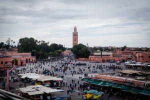 marrakech morocco medina