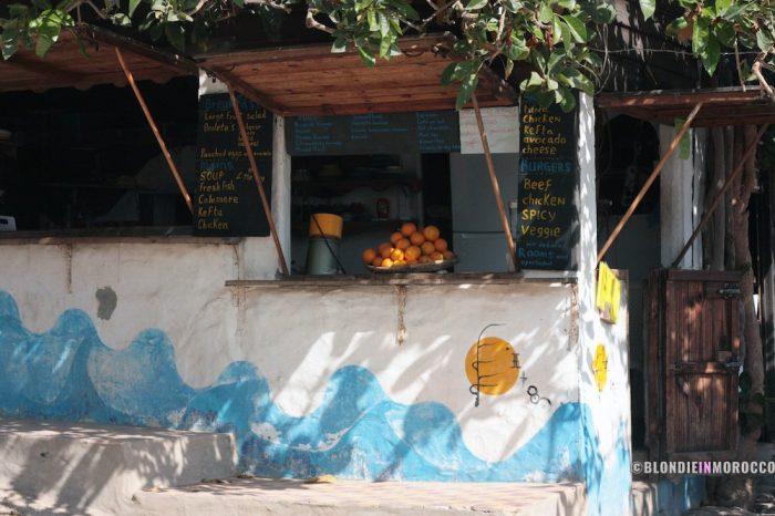 orange, juice, shop, cafe, beach, morocco