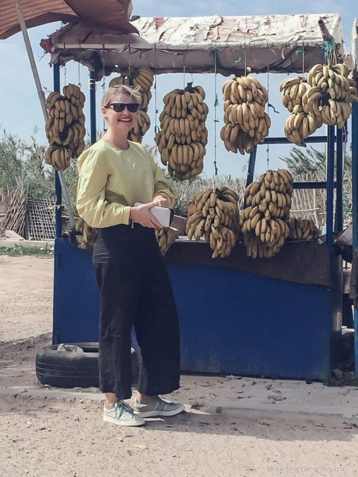 bananas morocco banana village