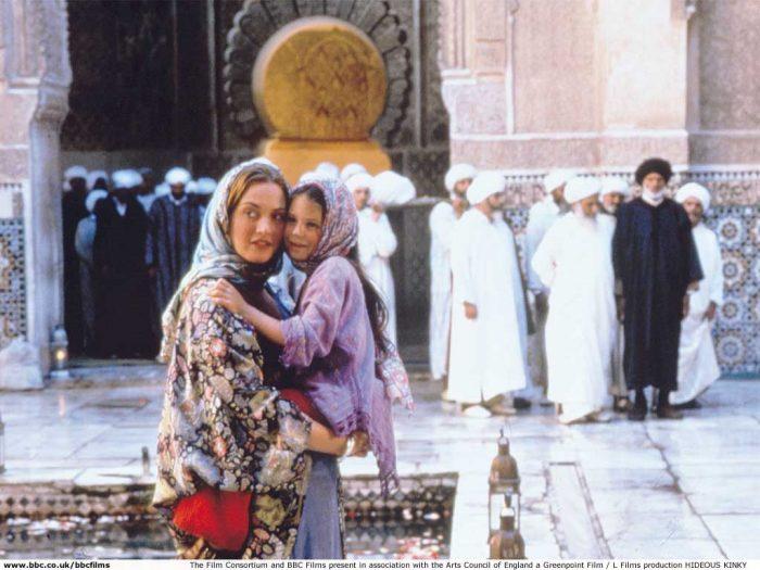 Hideous Kinky movie morocco
