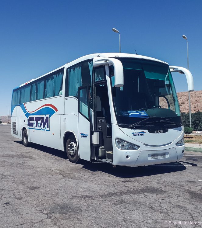 morocco busses ctm transport