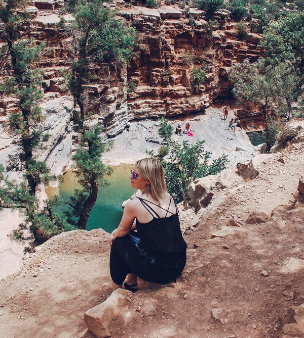 paradise valley morocco agadir