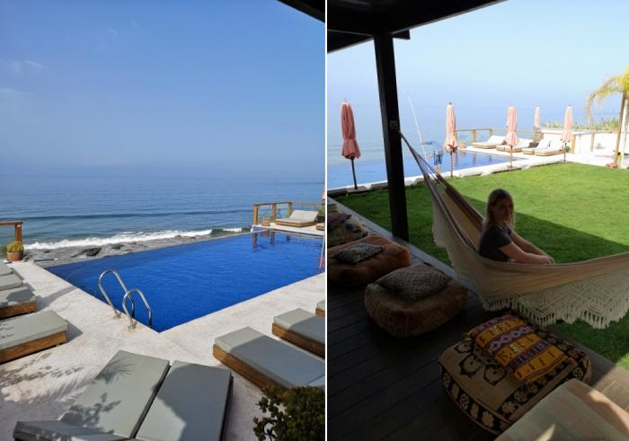 hotel, swimmingpool, morocco, pool