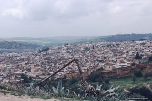fes view morocco