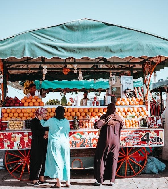 Ką pamatyti pirmą kartą keliaujant į Maroką?