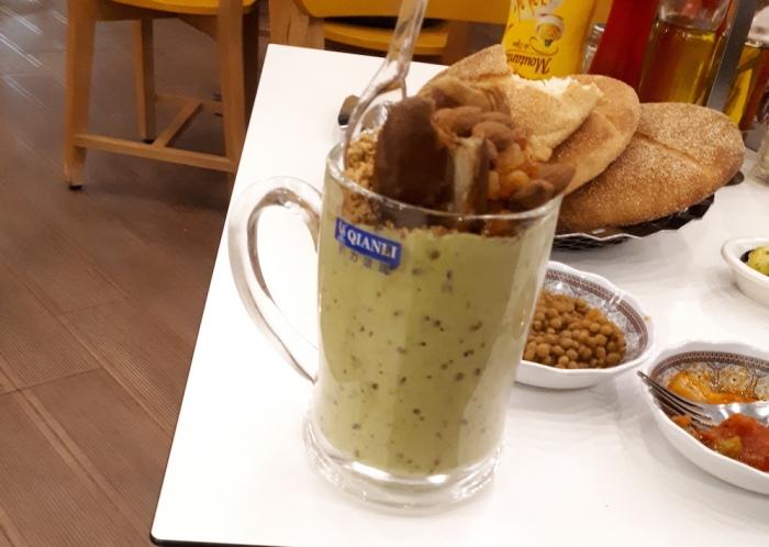 avocado, avocado juice, morocco, drink