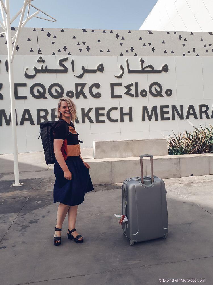 Ką reikia žinoti apie Marakešo Menara oro uostą?