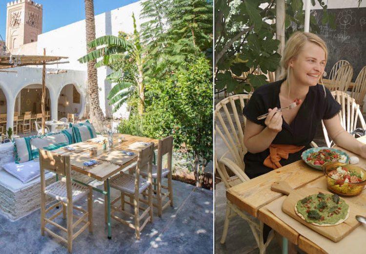 Marakešo gidas: mano mėgstamiausi restoranai Medinoje