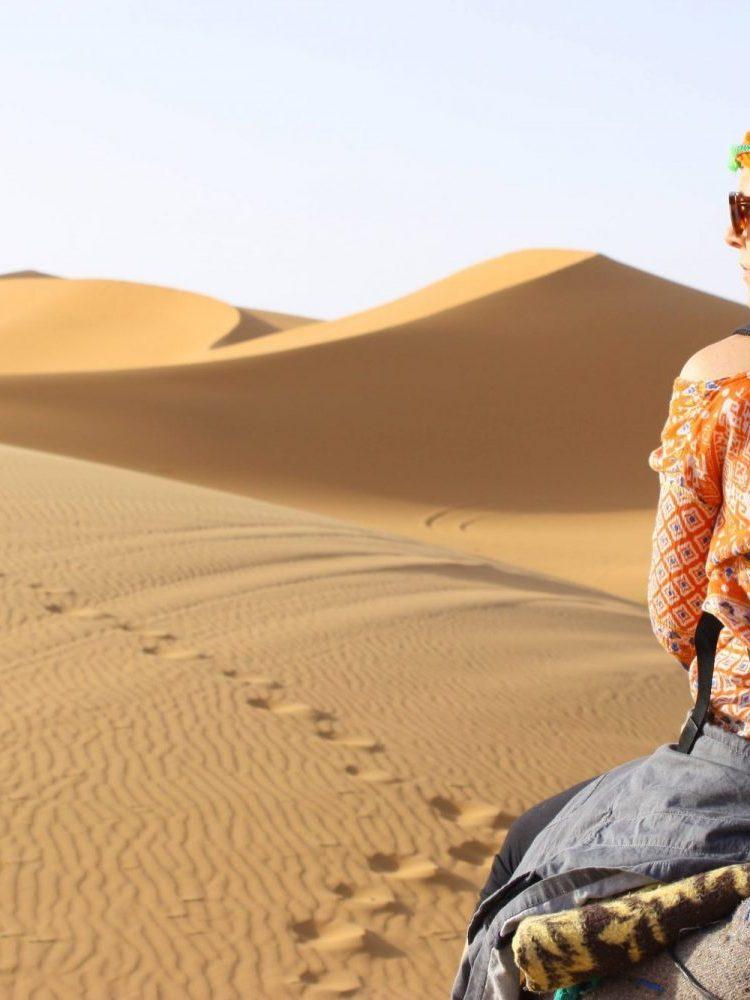 Ką pasiimti keliaujant į Sacharą nakčiai dykumoje?