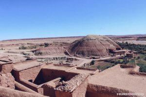 Ait Ben Haddou kasbah morocco