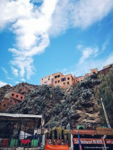 Setti Fatma, cactus, morocco, houses, mountain