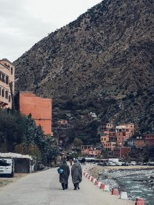 setti fatma, mountain, street, ourika valley,