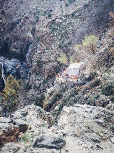 ourika valley, mountains, high atlas, climbing