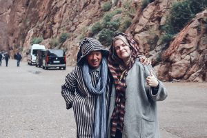 Todra gorge guide morocco people