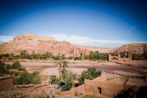 Ait-Ben-Haddou, kasbah, morocco