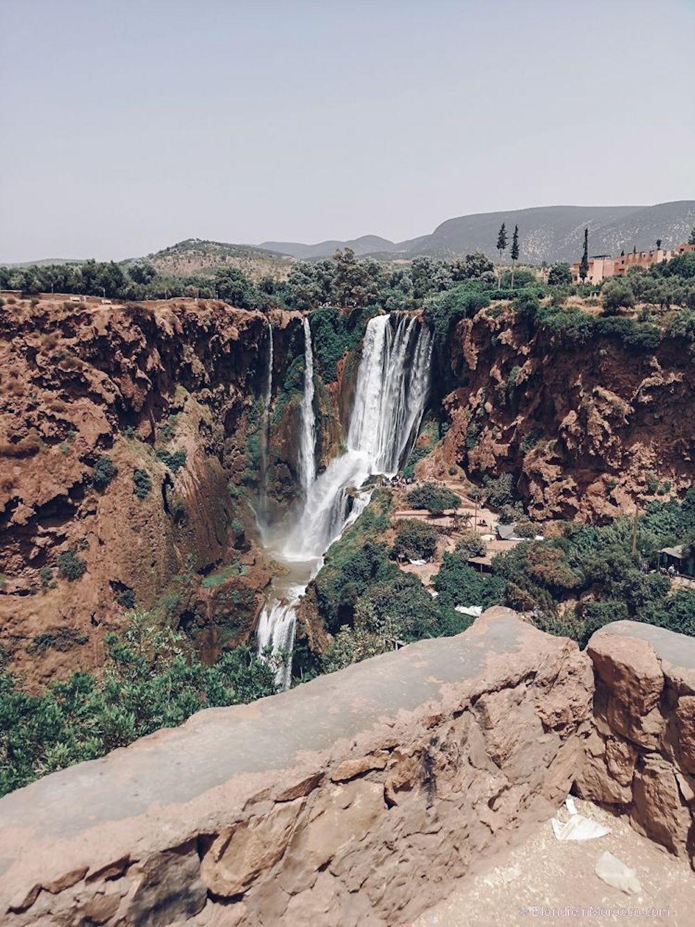 ouzoud waterfall morocco3