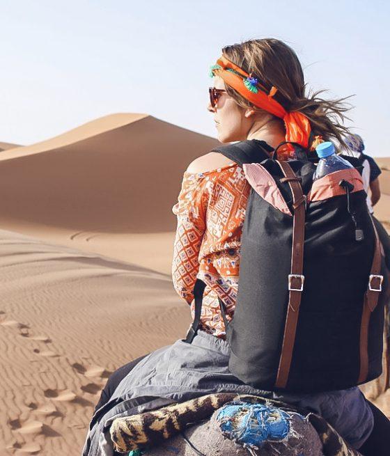 morocco sahara desert clothes camel