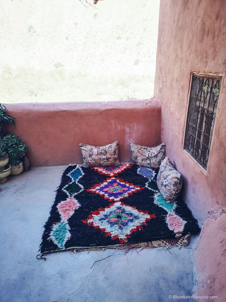 house, berber house, morocco, carpet