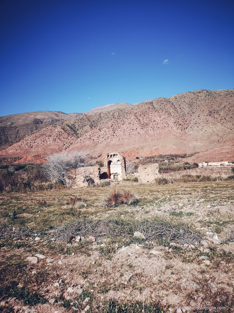 morocco, valley, mountains
