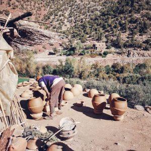 pottery, morocco, tagine, clay