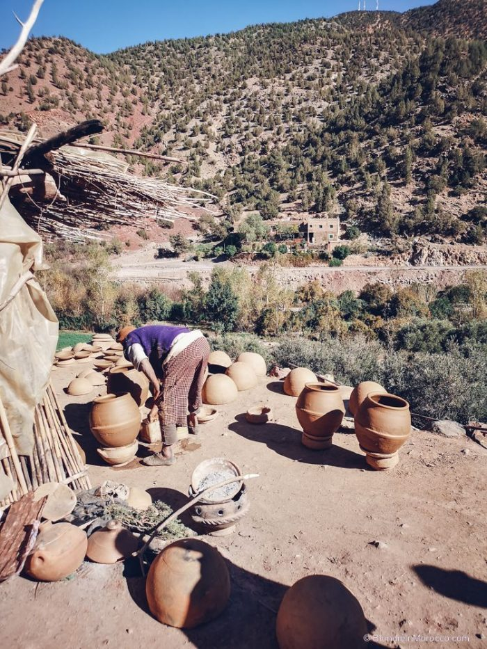 pottery, morocco, tagine, clay