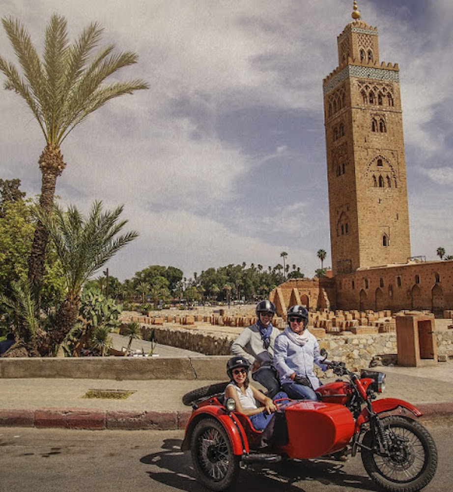 sidecars-marrakech-morocco