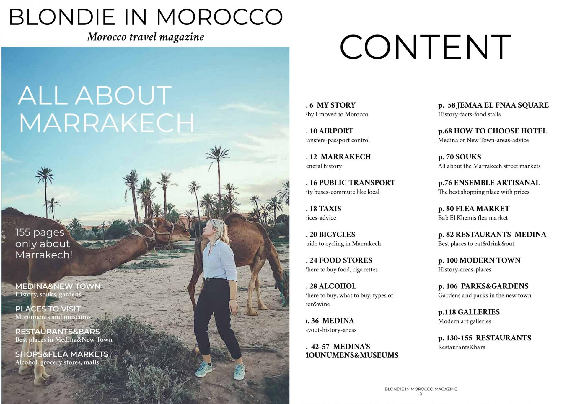 Marrakech Travel Magazine