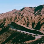 morocco road Tizi n'Tichka mountain pass