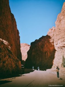 Todgha gorges morocco mountain nature