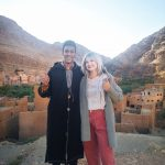 Todgha gorges morocco mountain nature guide