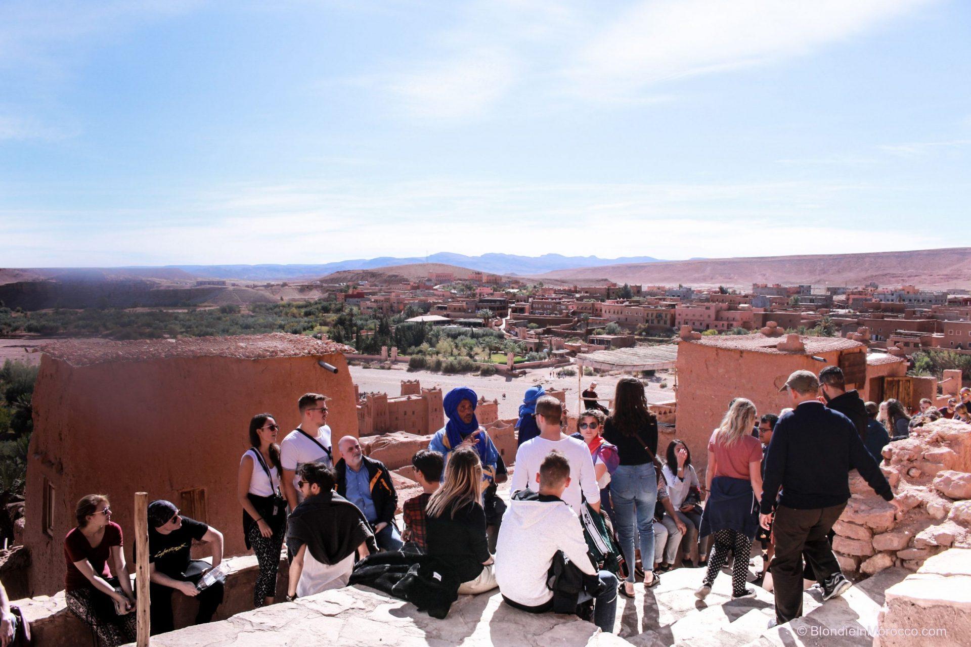 ait ben Haddou kasbah morocco tour guide