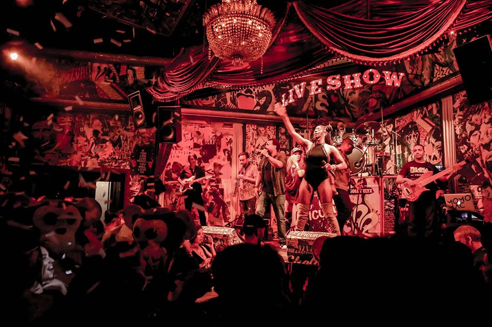 epicurien party marrakech night club morocco