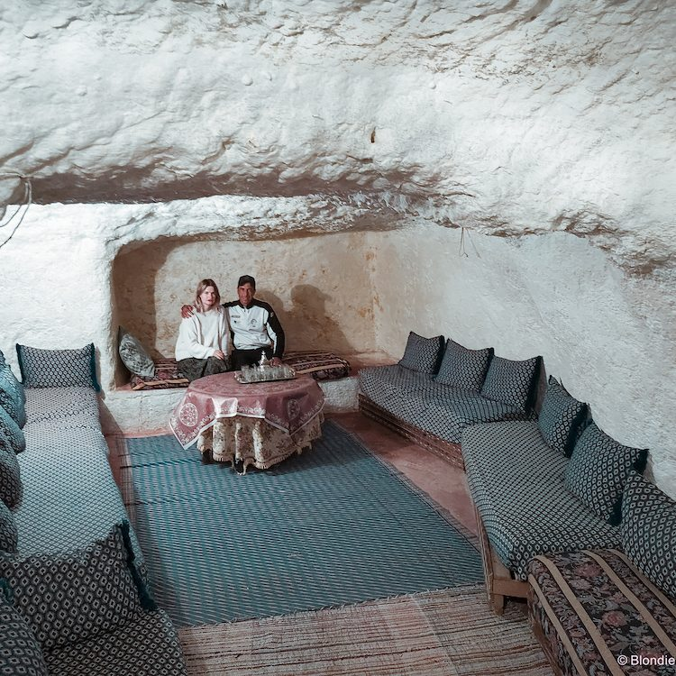 Morocco's Hidden Gem: Cave houses of Bhalil